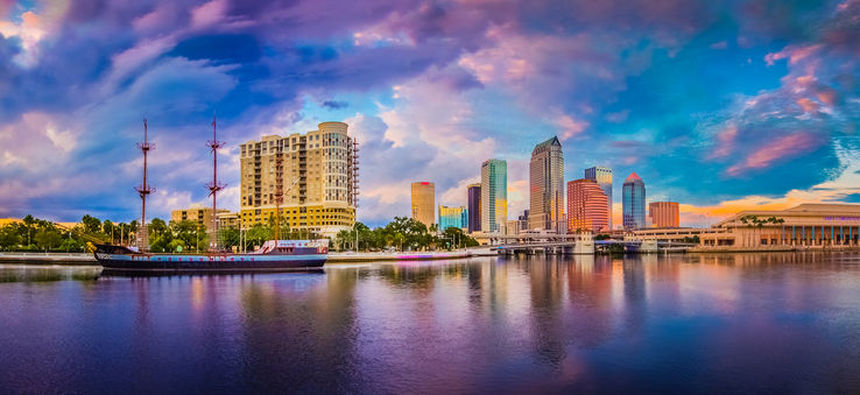 Round-trip flights from Athens to Tampa, USA on sale from 260 €