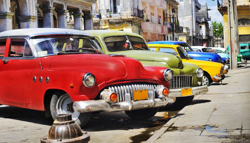 Summer return flights from Manchester to Havana, Cuba for only 355 £