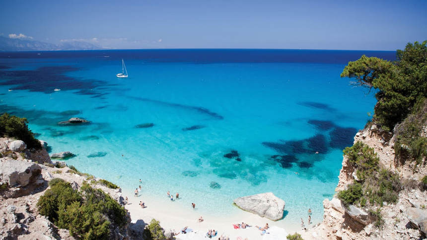 Summer flights from Zurich to Olbia, Sardinia for just 36 €
